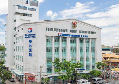 BANGKOK HOSPITAL CHINATOWN