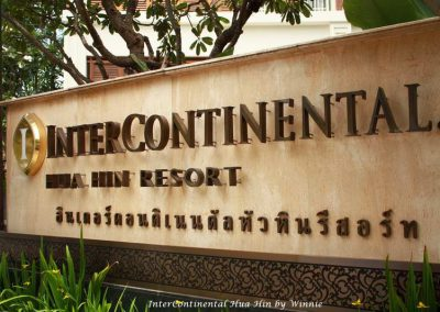 INTERCONTINENTAL HUAHIN – English