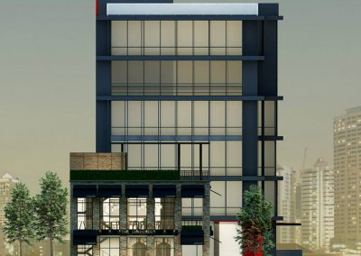 THE NEW JST OFFICE BUILDING – English